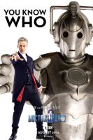 DOCTOR WHO You Know Who...The Cybermen, by DogHollywood