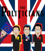 The (British) Politicians by AnonPaul