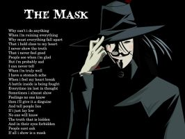 Mask Poem by kaijuking623
