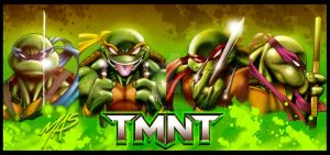 MAS Turtle POWER by theMASman