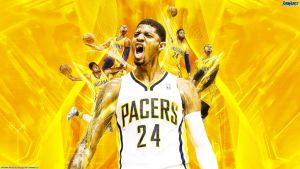 Paul George 'Revenge' Wallpaper by rhurst