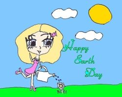 Happy Earth Day by lonely-in-winter