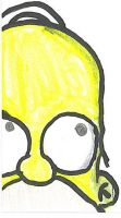 Homer Simpson - Lion8jake by simpsons-club