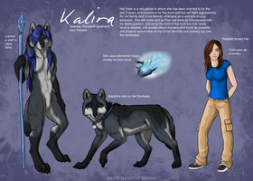 kalira character sheet by sugarpoultry