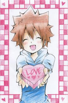 Tsuna_LOVE for you by UVERworldnoZanGetsu