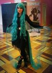 Cosplay on Queen Chrysalis by 1Cassar