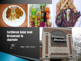 Halal food charlotte Lunch Specials by Tropicaldelights