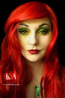 Poison Ivy by KatieAlves