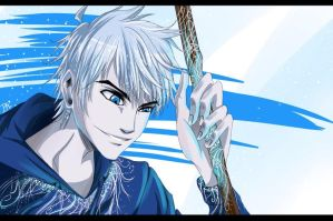 Jack Frost by Hitrius