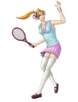 Female Tennis Player by TheShard1994