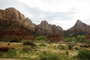 Desert - Zion, view by elodie50a