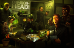 Crimson Head Podcast Team by TheOracleDragon
