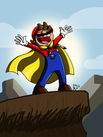 Cape Mario by Nintendo-Nut1
