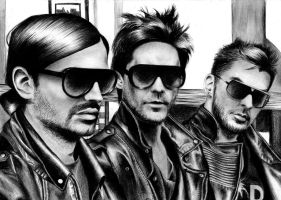 30 Seconds to Mars by ana20cris