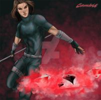 X-treme Gambit by surrealgreen