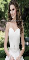 Candice Accola - Wedding Dress - Morph by yotoots