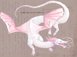 heavenforbidtheyseeyoucry's blog dragon by lydkid
