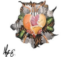 heart by ryryespi