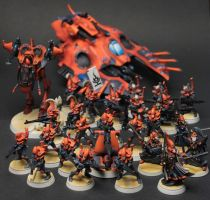 Yme-Loc Eldar Commission (Army) by jstncloud