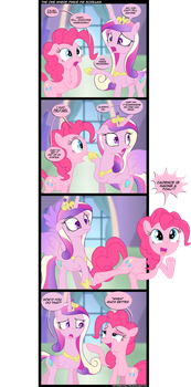 The one where Pinkie Pie screams. by Coltsteelstallion