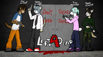 Left Fur Dead by GinoPinoy