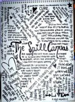 The Spill Canvas. by mendingheart