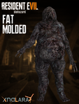 Resident Evil 7 : Biohazard - XPS - Fat Molded by ZombieAlii