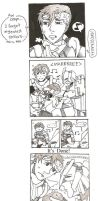 MH3: Meat and Greet by Yelowkitten