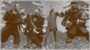 SFM: Brothers in Arms by kungfubellydancer