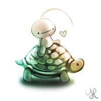 Turtle Cry by A-i-R-o