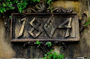 1804 Building Number by PAlisauskas
