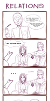 Hetalia: Relations by Otromeru
