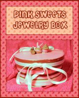 Pink Sweets Jewelry Box by querulousArtisan