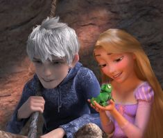 ROTG Love Match Part 6 : Jack Frost by DarkMousyxKagome