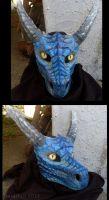 Dragon mask for sale by zarathus