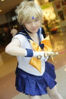 Sailor Uranus by tokiwashojo