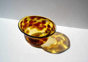 Leopard Bowl by paperfetish