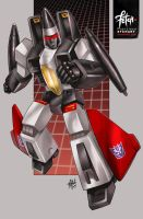 34/34 Ramjet by FranciscoETCHART