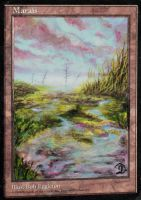 Mirage Swamp - IV by MD-Arts