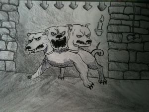 Greek Mythology: Cerberus