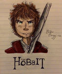 Bilbo Baggins by coco56
