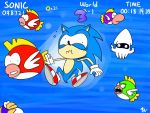 Sonic can't APPEAR In SMB by NSYee36