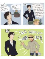 bbcSherlock: Deal With IT by TheMadWoman-Ellie