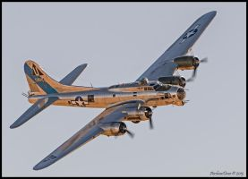 B-17 83514  Sentimental Journey III by AirshowDave