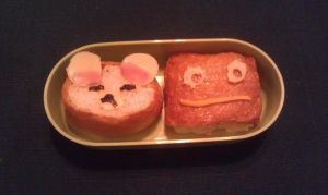 My Third Bento: Tier Two by ChiisaiKabocha17
