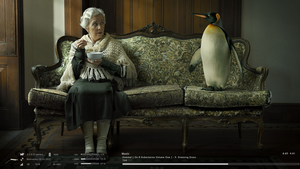 grandma, this is tux by LovelyBacon