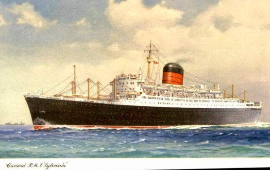 RMS Sylvania by Yesterdays-Paper
