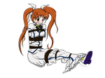 Commission: Nanoha by Kendrian