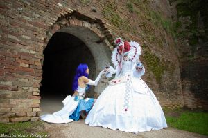 Trinity Blood - Your Guardian by Selhin