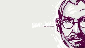 Steve Jobs Tribute 2 by lDarKnightl